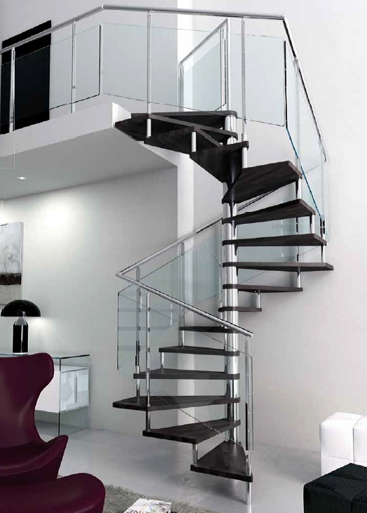 Best Image Result For Square Spiral Staircase Trapp 400 x 300
