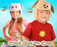Cool Gel 'N Cap Childs Cold-Warm Gel Pack and Cap Therapy
