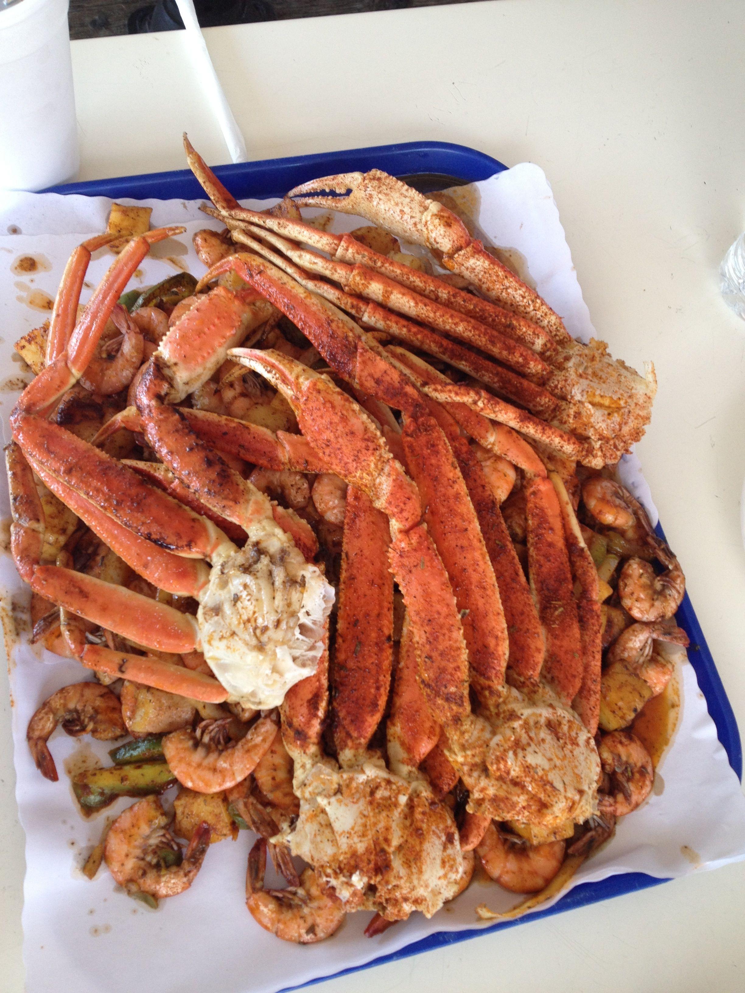Snow crab legs san pedro fish market good eats for Fish market san pedro
