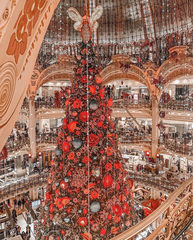 Galeries Lafayette Paris En 2020
