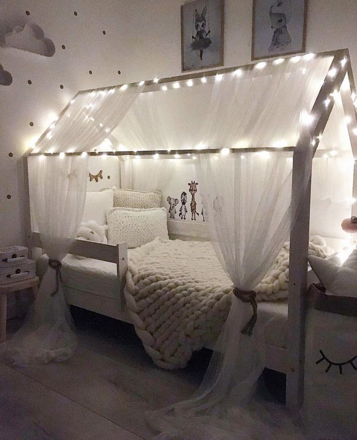 Over 30 stylish and chic decorating ideas for children's rooms - for girls and boys - children's blog