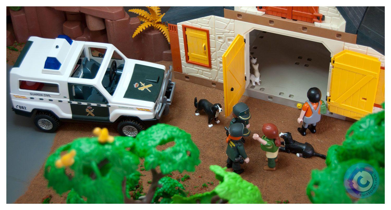 01. Los propietarios de la granja han llamado a la Guardia Civil. ¿Qué ocurrirá?