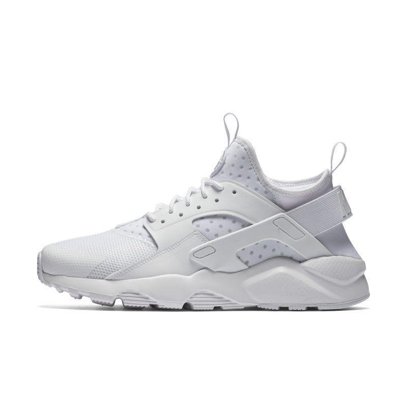 Nike Air Huarache Ultra Men's Shoe - White | Nike air ...