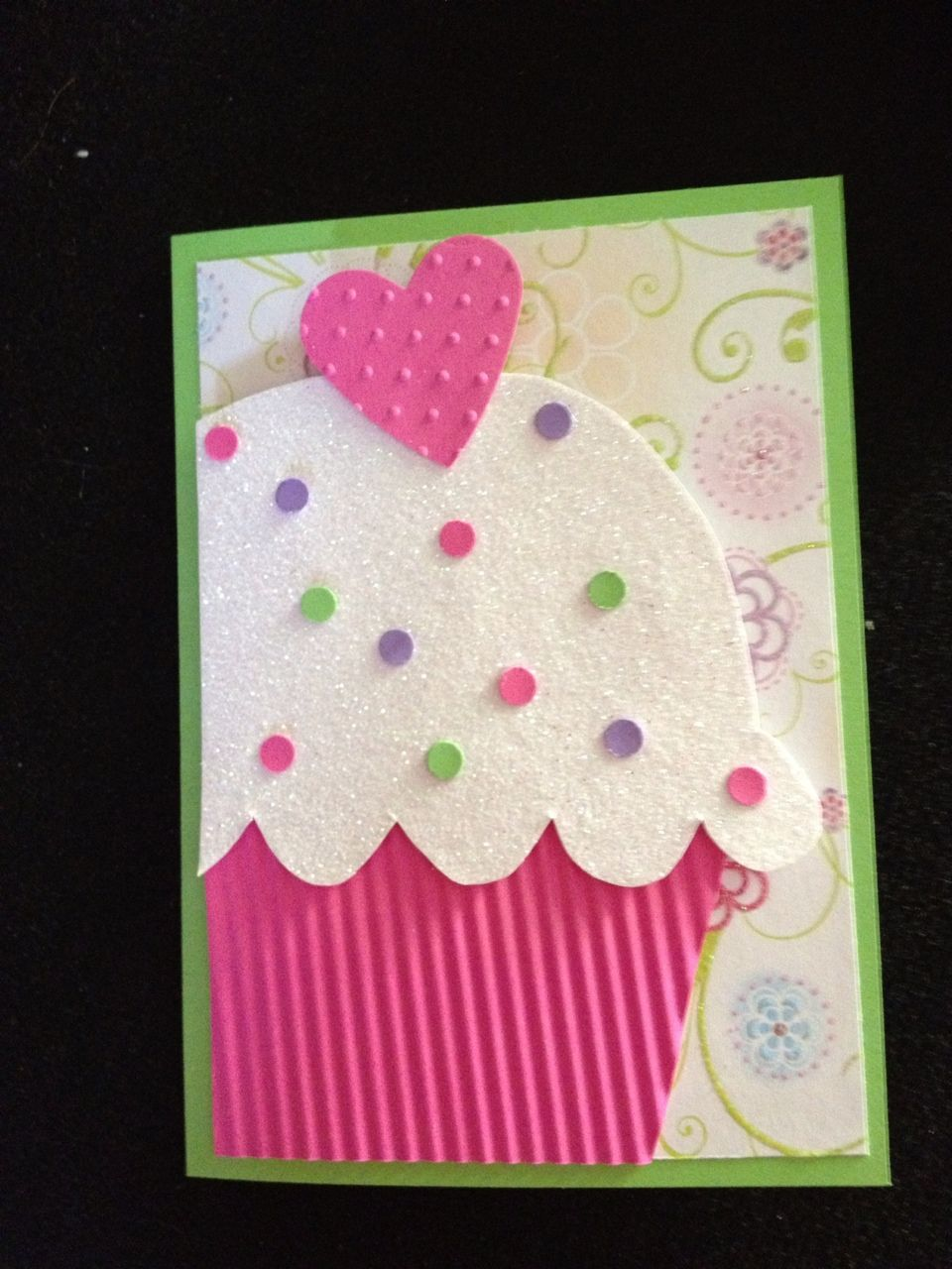Easy birthday card crafts pinterest birthdays easy and cards easy birthday card kristyandbryce Gallery
