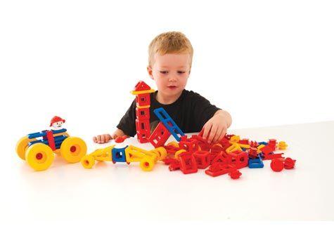 Mobilo Basics Set - 120 Pieces - Parent Direct Catalogue