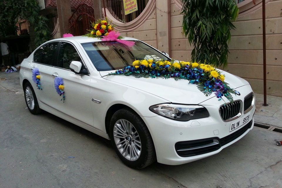 Wedding Car Delhi Best Leading Car Rental Company In All Over Delhi India Our Services One The Best Consult With Fo Car Rental Company Bmw Luxury Car Rental