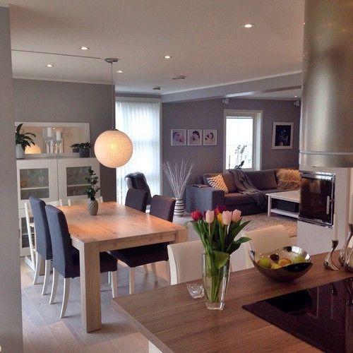 Espacios abiertos en casas peque as casas dise o abierto for Decoracion de viviendas pequenas