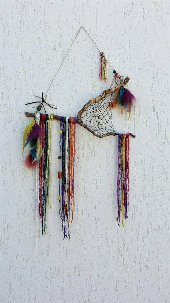 Boho Rustic gypsy décor, Gypsy wall art, bohemian décor, rustic ...