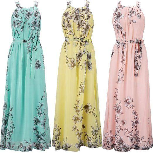 chinmoon women's plus size casual dresses sleeveless summer