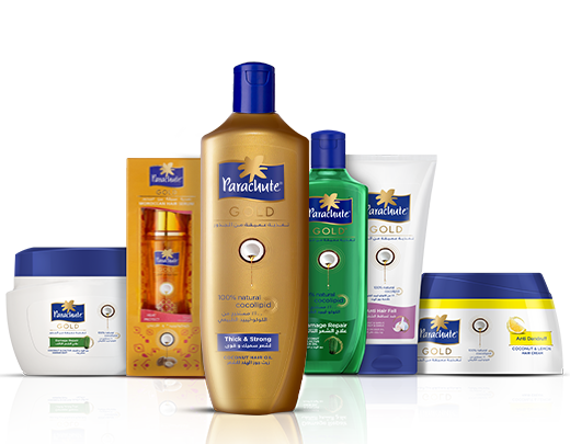 زيت جوز الهند Shampoo Bottle Shampoo Beauty