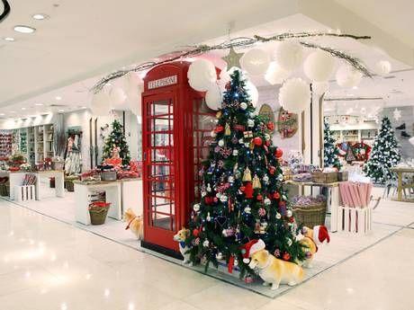 Wish It Could Be Christmas Every Day Christmas Christmas Display Christmas Window