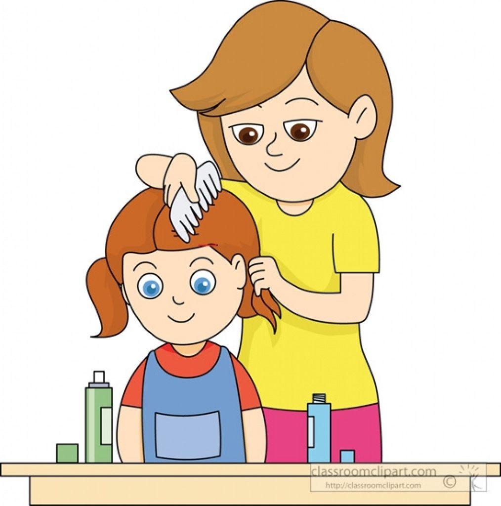 Comb Clipart Boy Brush Hair In 2020 Hair Clipart Clipart Boy Clip Art