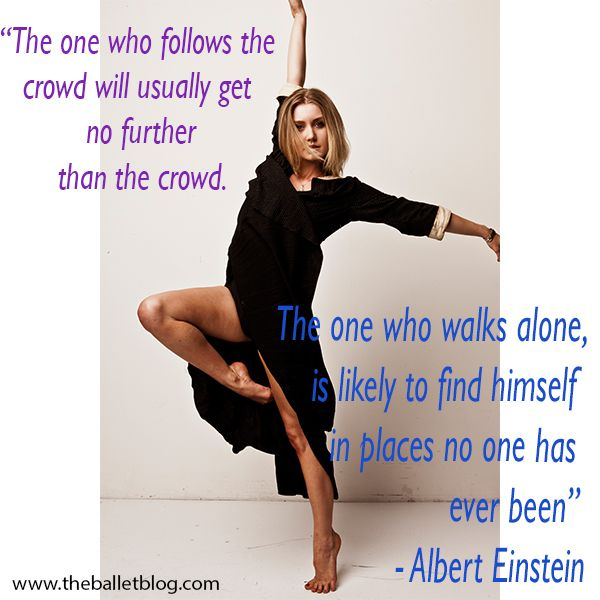 Being Individual And Unique Is The Best Way To Be Wise Words From