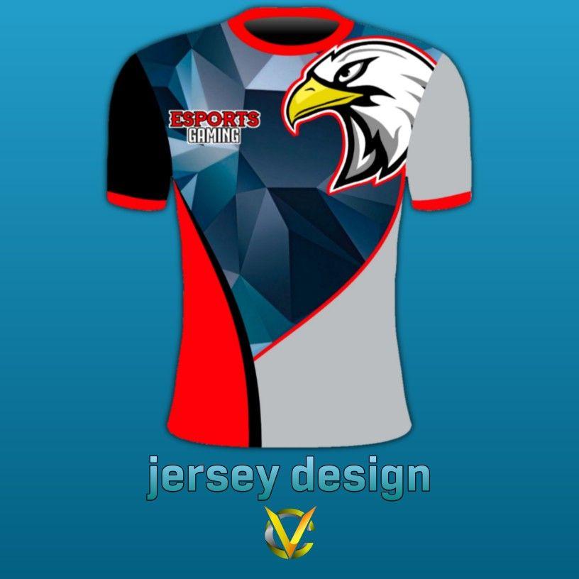Download Design Jersey T Shirt Esport Gaming Jersey Design T Shirt Logo Design Gaming Shirt