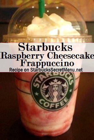 #frappuccino #cheesecake #starbucks #raspberry #chocolate #blended #coffee #grande #white #mocha #light #pumps #syrup #made #withStarbucks Raspberry Cheesecake Frappuccino Raspberry Cheesecake Frappuccino. This is made with a White Chocolate Mocha Light Frappuccino Blended Coffee and 1 1/2 pumps raspberry syrup for a grande.Raspberry Cheesecake Frappuccino. This is made with a White Chocolate Mocha Light Frappuccino Blended Coffee and 1 1/2 pumps raspberry syrup for a grande. #whitechocolateraspberrycheesecake
