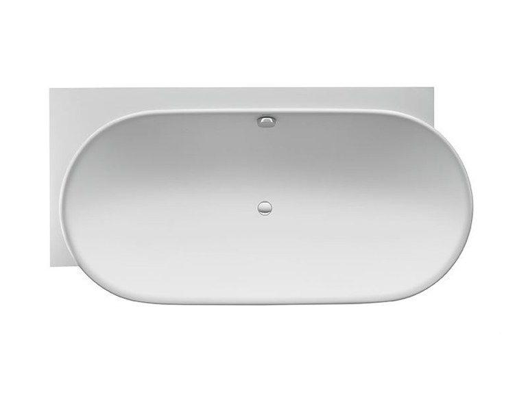 Vasca Da Bagno Duravit : Vasca da bagno angolare ovale luv vasca da bagno angolare by