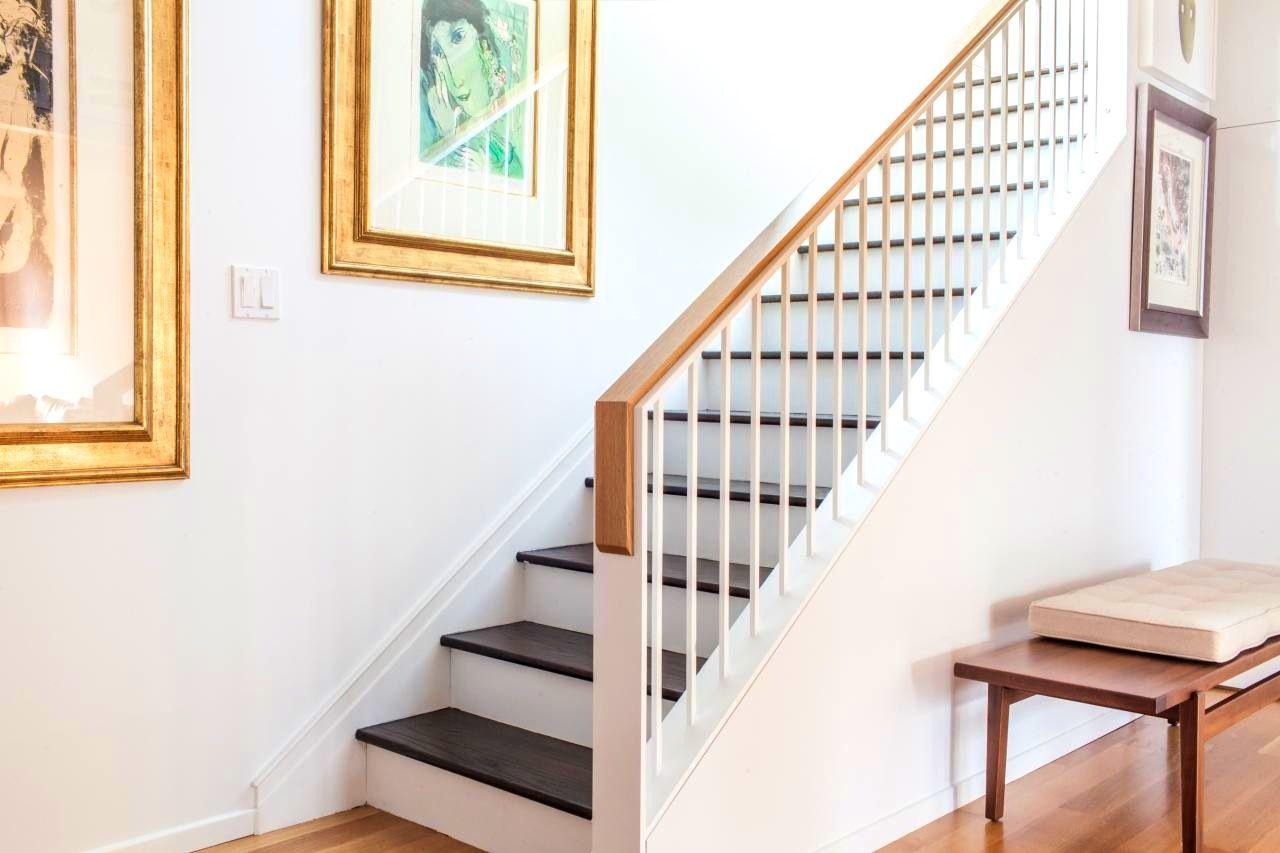 Accessories : Excellent Modern Wood Stairs Weedman Design ...