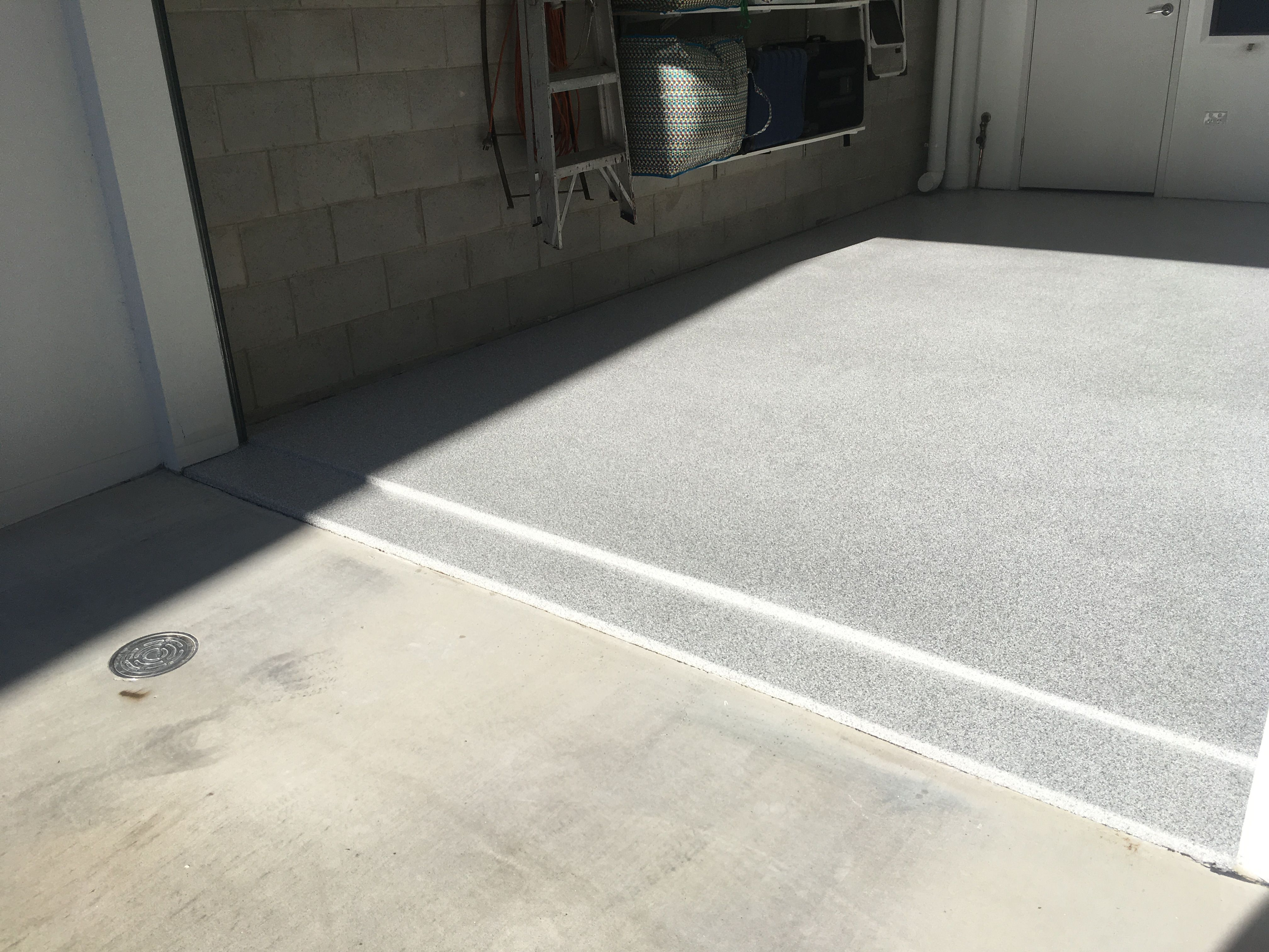 Durable Flake Epoxy Flooring By The Garage Floor Co At