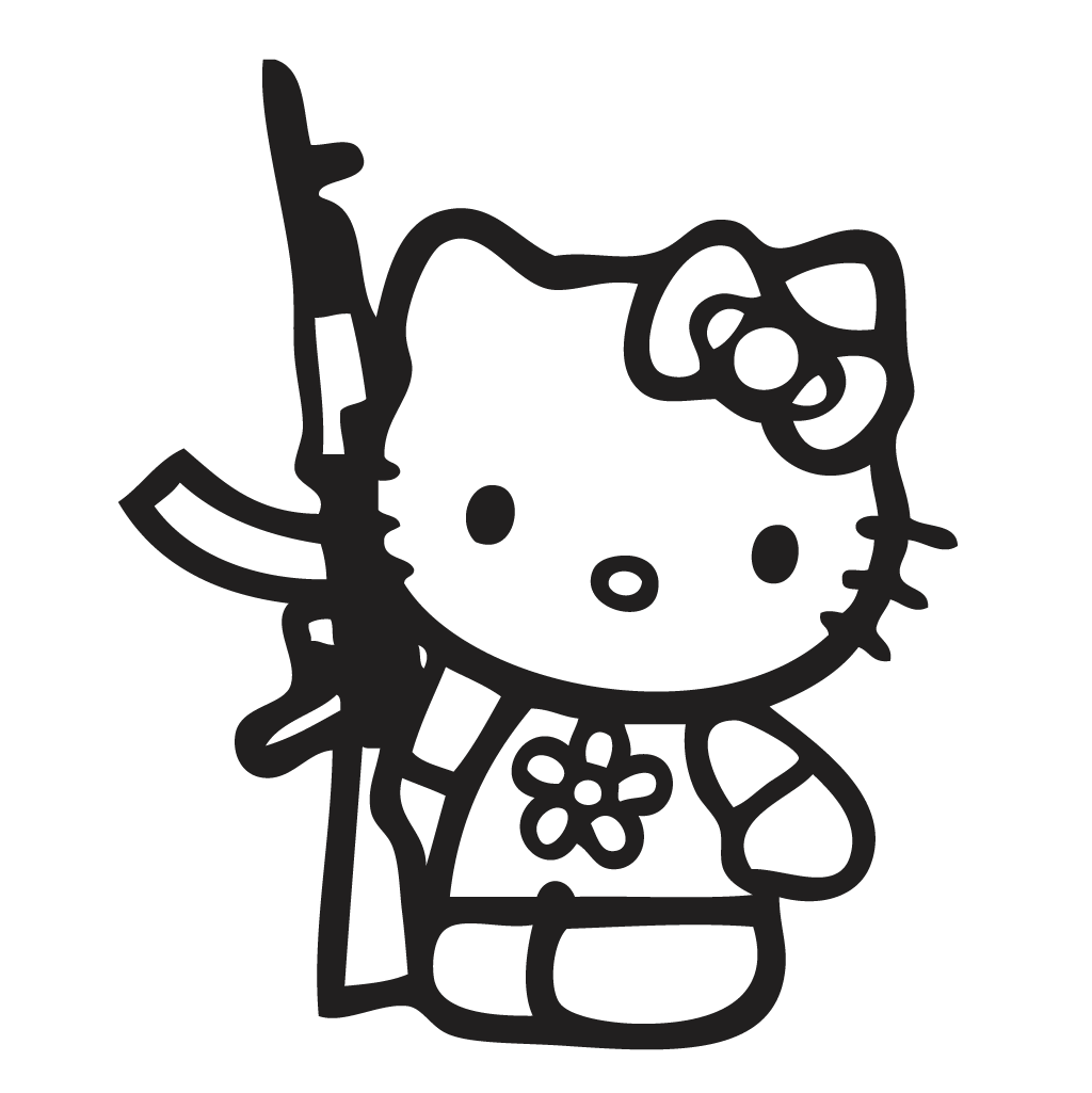 Good Wallpaper Hello Kitty Evil - 6b88248e05c026595a6f9d0ca122f2e2  You Should Have_443130.png