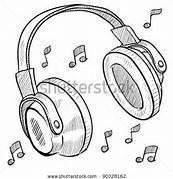 Drawings music notes  Bing Images #pencildrawing #pencil #drawing #music headpho headphone tattoo
