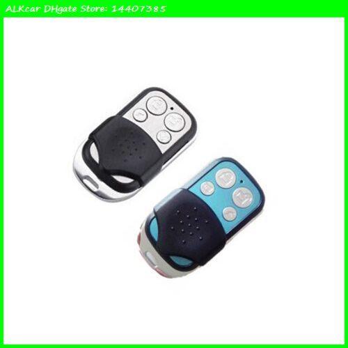 ALKcar OBD2Code 2pc Universal Garage Door Cloning Remote
