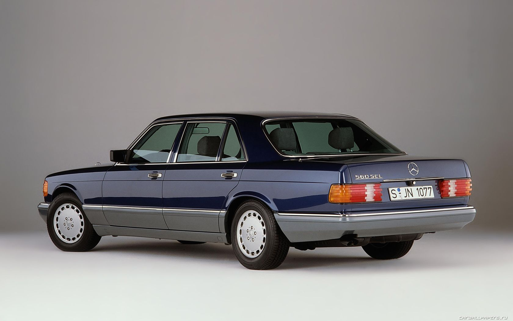 Mercedes Benz 560sel Clic Late 80 S Early 90
