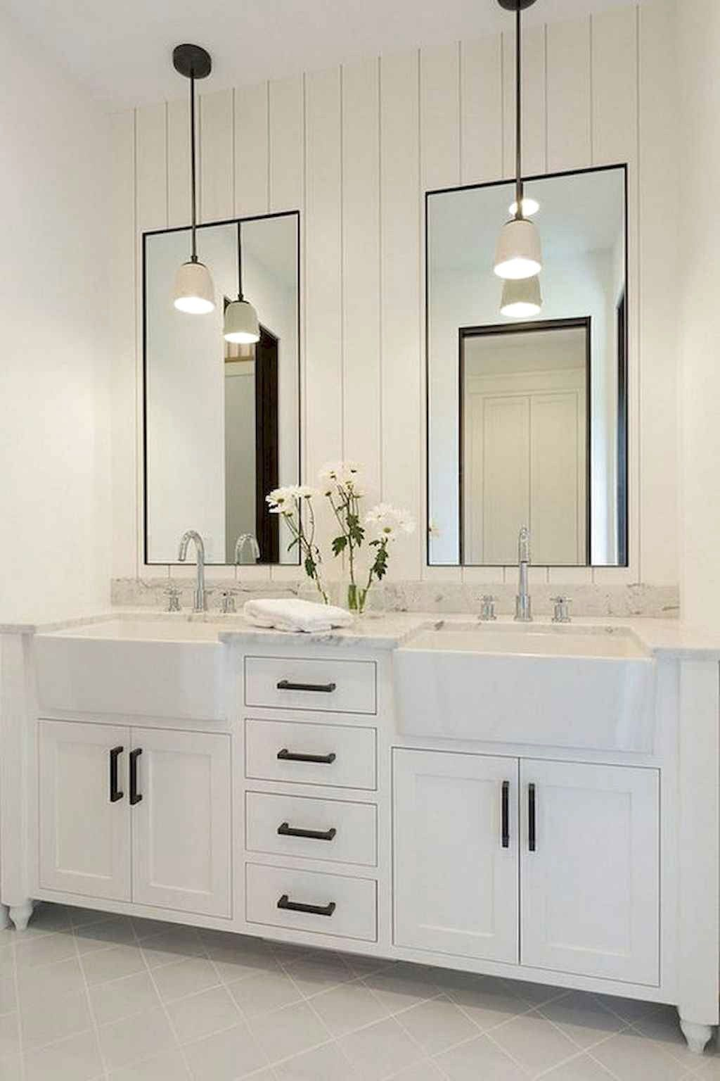 Amazing Farmhouse Bathroom Decor Ideas - FRUGAL LIVING