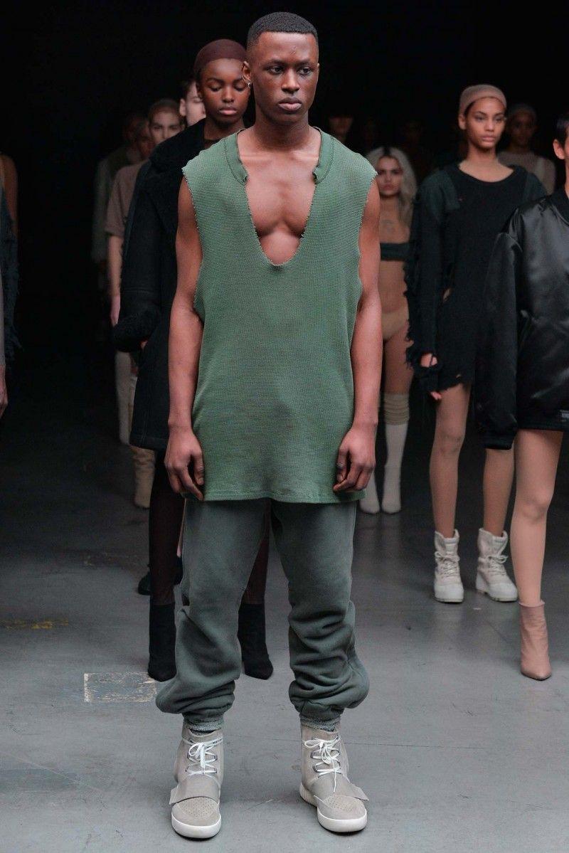 Kanye West Adidas Collaboration Yeezy Season 1 Collection Menswear Yeezy Fashion Kanye West Adidas Originals