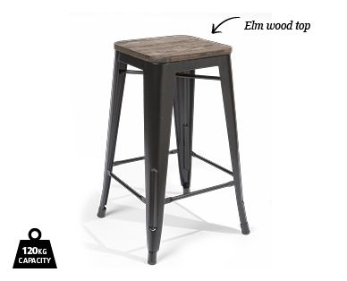 Elegant Aldi Bar Stools With Regard To Really Encourage Tolix Bar Stool Bar Stools Stool