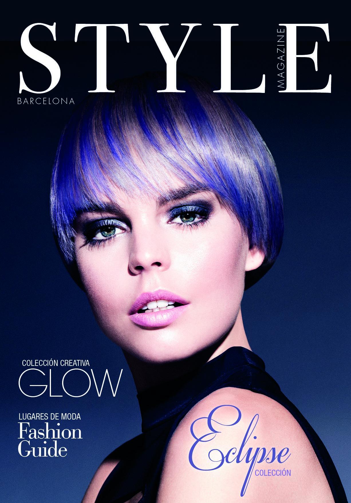 Cover SK STYLE BARCELONA MAGAZINE