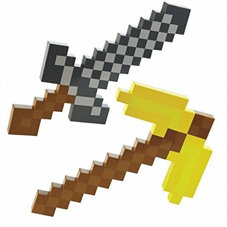 Assassin S Creed 900 Fmd17 Minecraft Sword Pickaxe Flubit Minecraft Sword Minecraft Toys Minecraft Iron