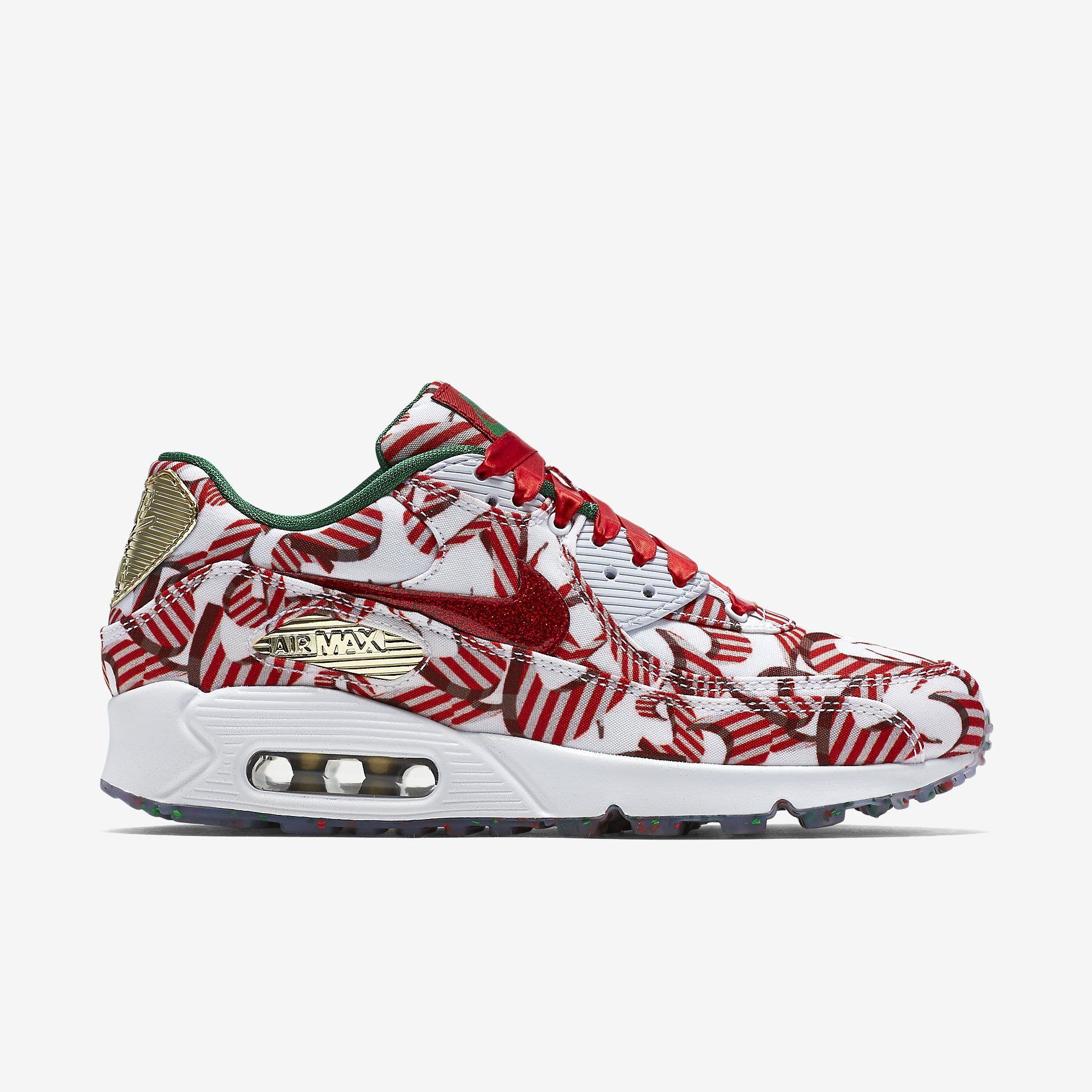 low priced e139b 954b4 Un vent printanier souffle sur la AirMax. The latest in holiday footwear. Nike  Air Max 90