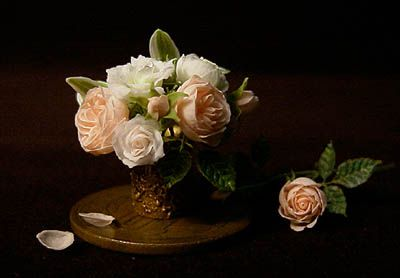 Gorgeous mini flowers ドールハウス,ミニチュアフラワー,花ABILITY OF DOLLHOUSE