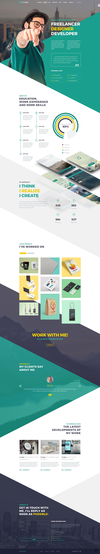 TheGem - Creative Multi-Purpose PSD Template | Kreativ und Vorlagen