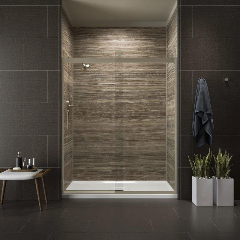 Kohler K 706009 L Frameless Sliding Shower Doors Shower Doors