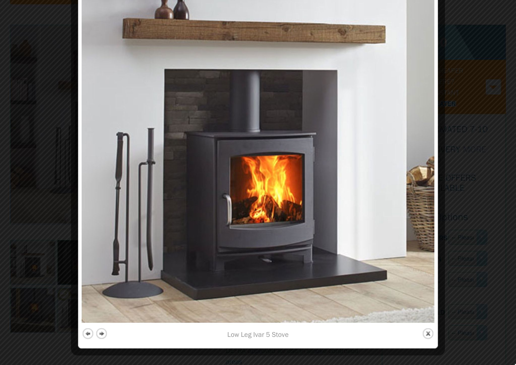 artisan fireplace