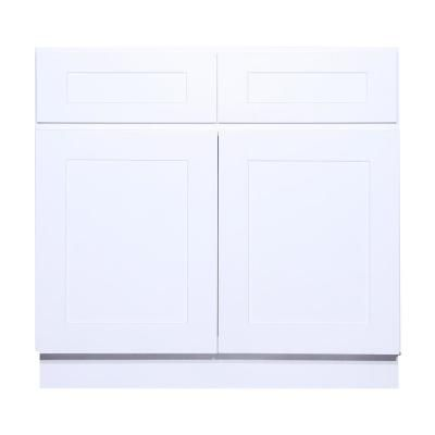 Best Cabinet Collection Shaker Ready To Assemble 36 In W X 34 640 x 480