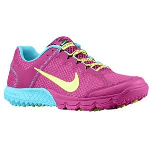Nike Zoom Wildhorse- look and feel good on the trails!