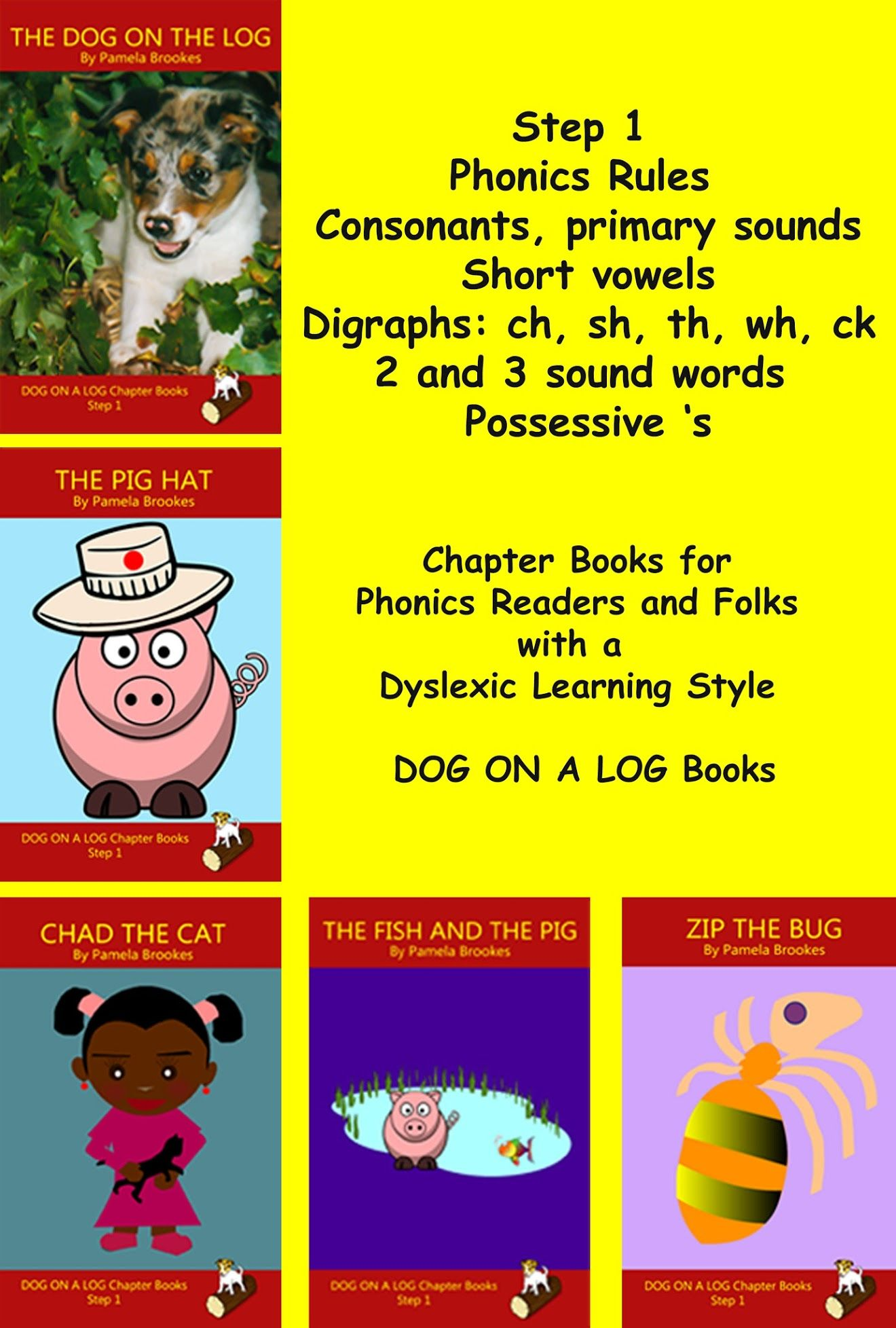 For Phonics Readers And Folks With A Dyslexic Learning