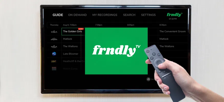 4 Things to Know Before You Sign Up for Frndly TV