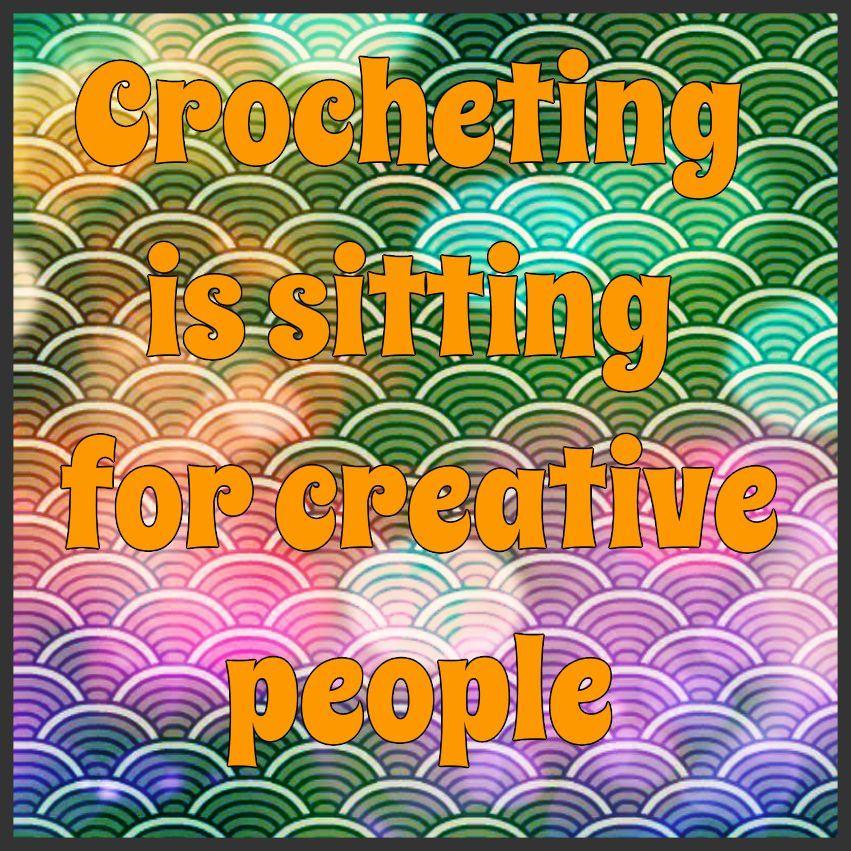 Crocheting is fun :)