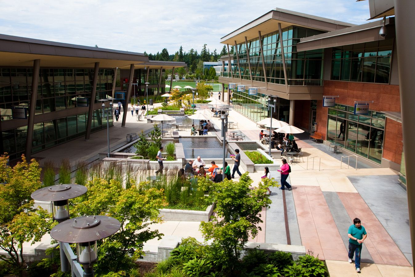microsoft office in redmond. Office Spaces Microsoft In Redmond