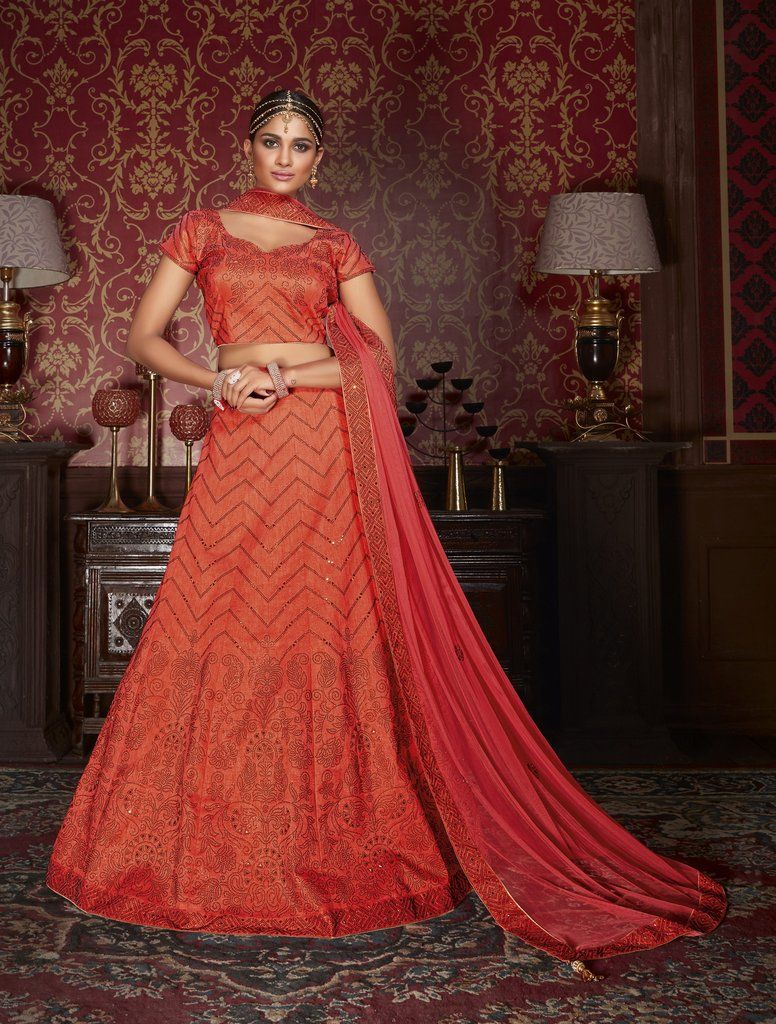 Silk saree lehenga pin by ruchika collections on designer lehengas  pinterest  silk