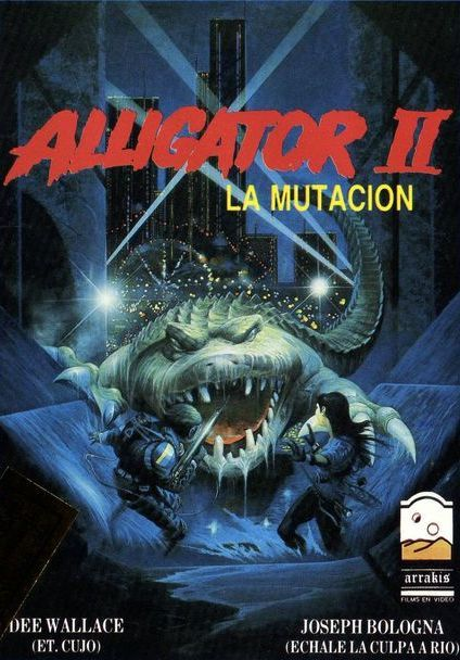 Alligator II – The Mutation 1991 Full Movie Khatrimaza Watch Online Free Download BRRip