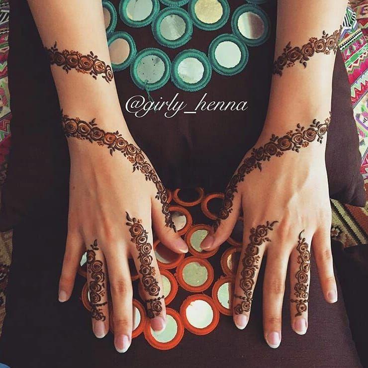 Pin By Ubax On Henna Henna Tattoo Hand Beautiful Henna Designs Henna Designs Easy