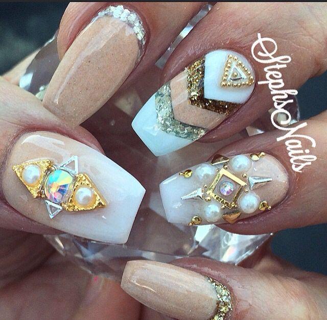 Pin by Christina Leatherman on sassy nails   Pinterest   Sassy