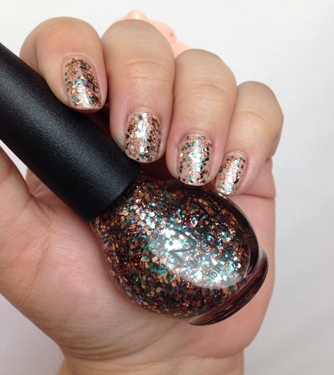 Pick of the Glitter (Nicole by OPI)   Nails♥   Pinterest   OPI