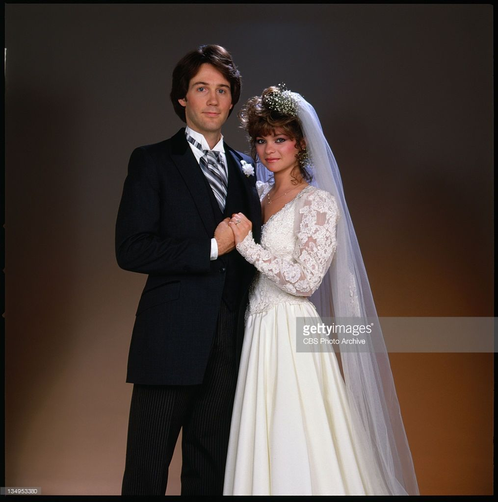 One Day At A Time 1982 Barbara Mark Celebrity Wedding Gowns Valerie Bertinelli Wedding Dresses