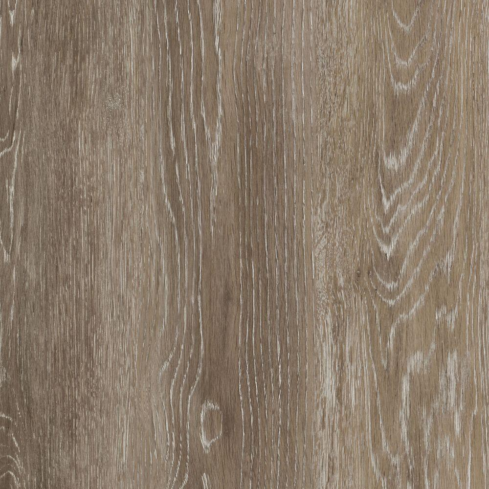 Trafficmaster allure 6 in x 36 in khaki oak luxury vinyl for Luxury vinyl flooring