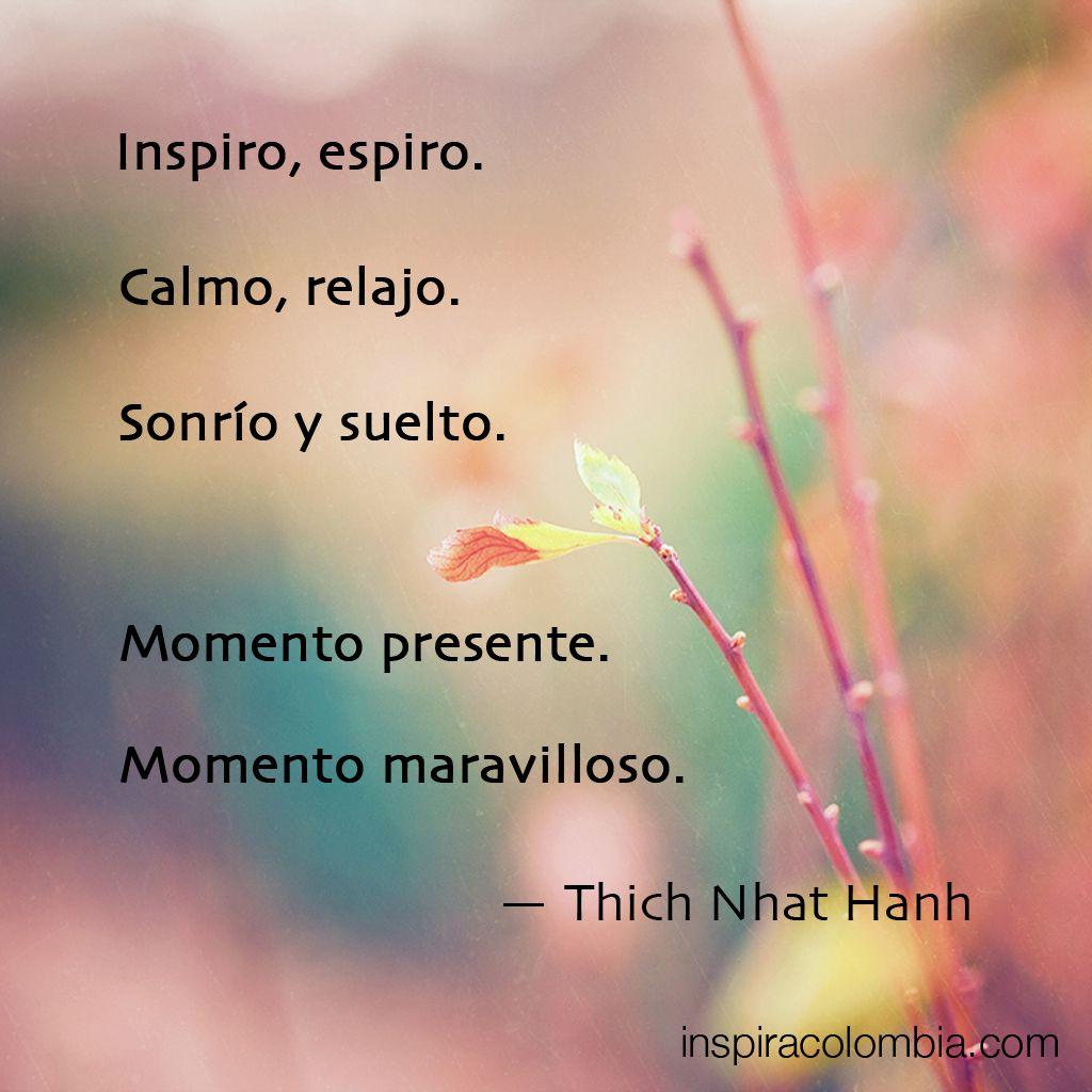 Thichnhathanh Reflexion De Vida Imágenes Positivas Y